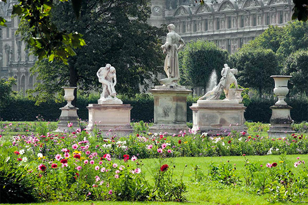 Tuileries : renovation of the most ancient parisian garden